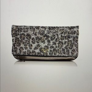 Zadig & Voltaire Leather Clutch